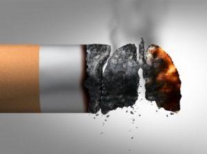 Lung cancer smoking